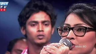 Vromor Koio Gia Bangla heart touching song live performance by Turin 2016