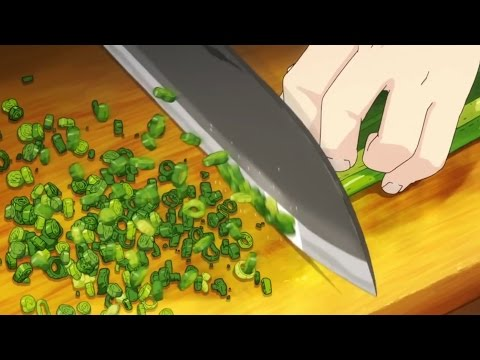 Top 10 Best Cooking Anime EVER
