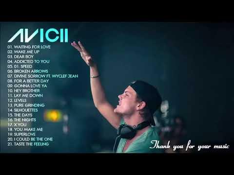Avicii Tribute Mix 2021