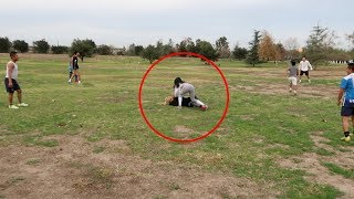 FIGHTING IN PUBLIC! *PRANK*