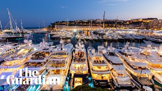 Life and death on billionaires' superyachts