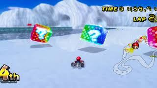 Mario kart Wii on OnePlus 7 pro (dolphin emulator)