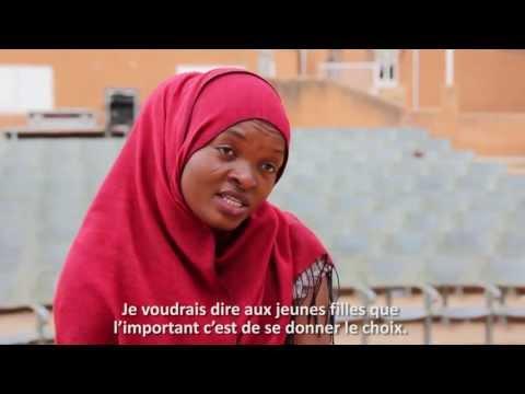 Fati Niger S'adresse Aux Jeunes Filles video