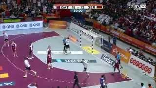 قطر وإسبانيا وفرنسا وبولندا لنصف نهائي بطولة اليد