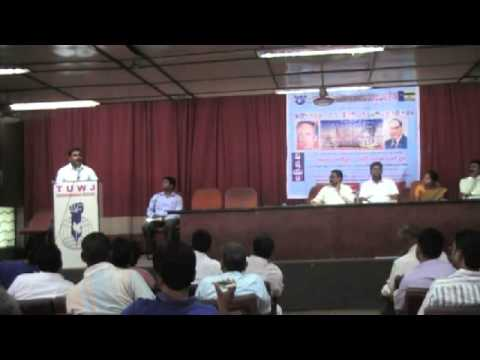 Yeh azadi jhooti hai! Desh Ki Junta Bhooki hai! - 17-Aug-2014, Hyderabad - Mr. K. Santosh