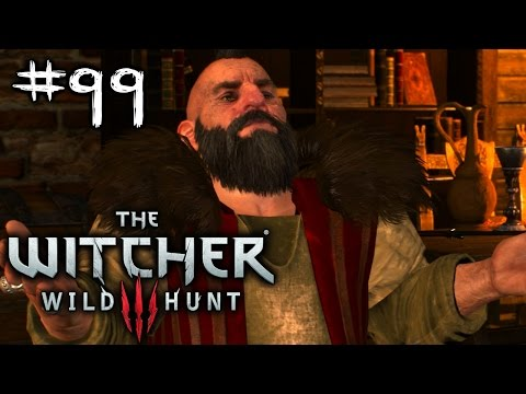 Night Race - The Witcher 3 Wild Hunt PC Playthrough Part 99