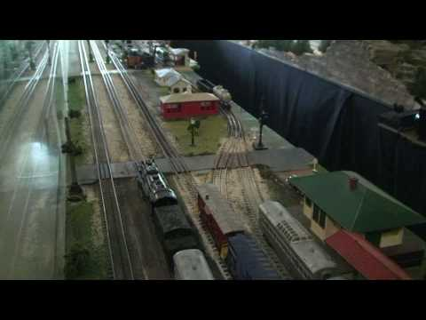 Kentucky Railway Museum 2009 part 1