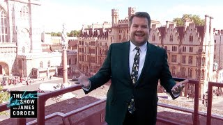 James Corden Is Back in London  #LateLateLondon