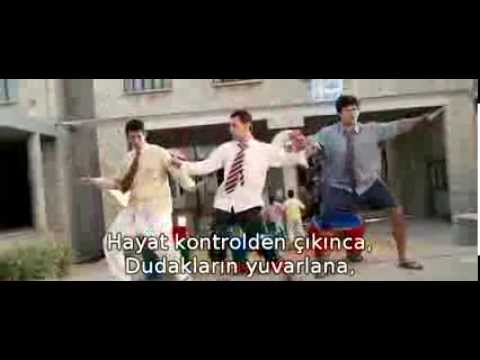 3 idiots - Give me some sunshine  Ol iz vel (Türkçe Altyaz...