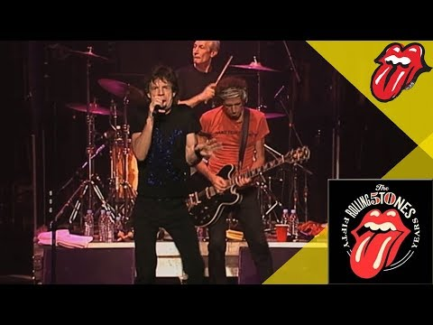 The Rolling Stones - Beast Of Burden - Live OFFICIAL