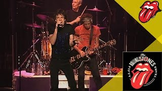 The Rolling Stones Video - The Rolling Stones - Beast Of Burden - Live OFFICIAL