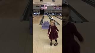 Jasmine and Amber Bowling