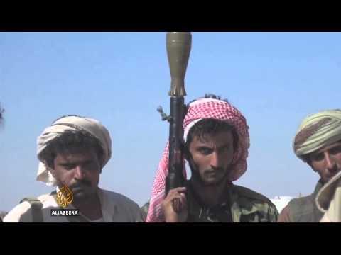 Yemeni tribesmen prepare to face Houthis