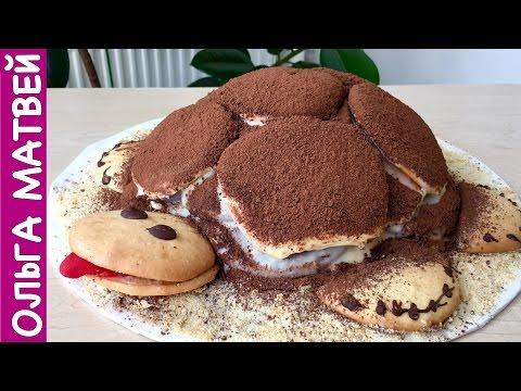 Как сделать легкие тортики