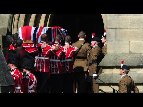 Last Post sounded for Drummer Lee Rigby