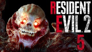 DON'T FORGET TO SMILE | Resident Evil 2 - Part 5