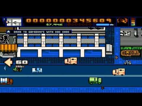 Retro City Rampage PC 1080P HD Playthrough - PT. 6