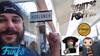 Funko Pop Hunting, Die Hard, and Anti-Venom Box Lunch