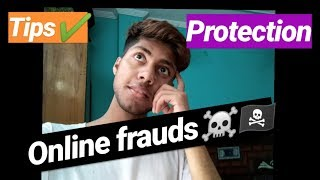 Tips To Protect Yourself From INDIAN SCAMS | Online Fraud Protection Tips HINDI
