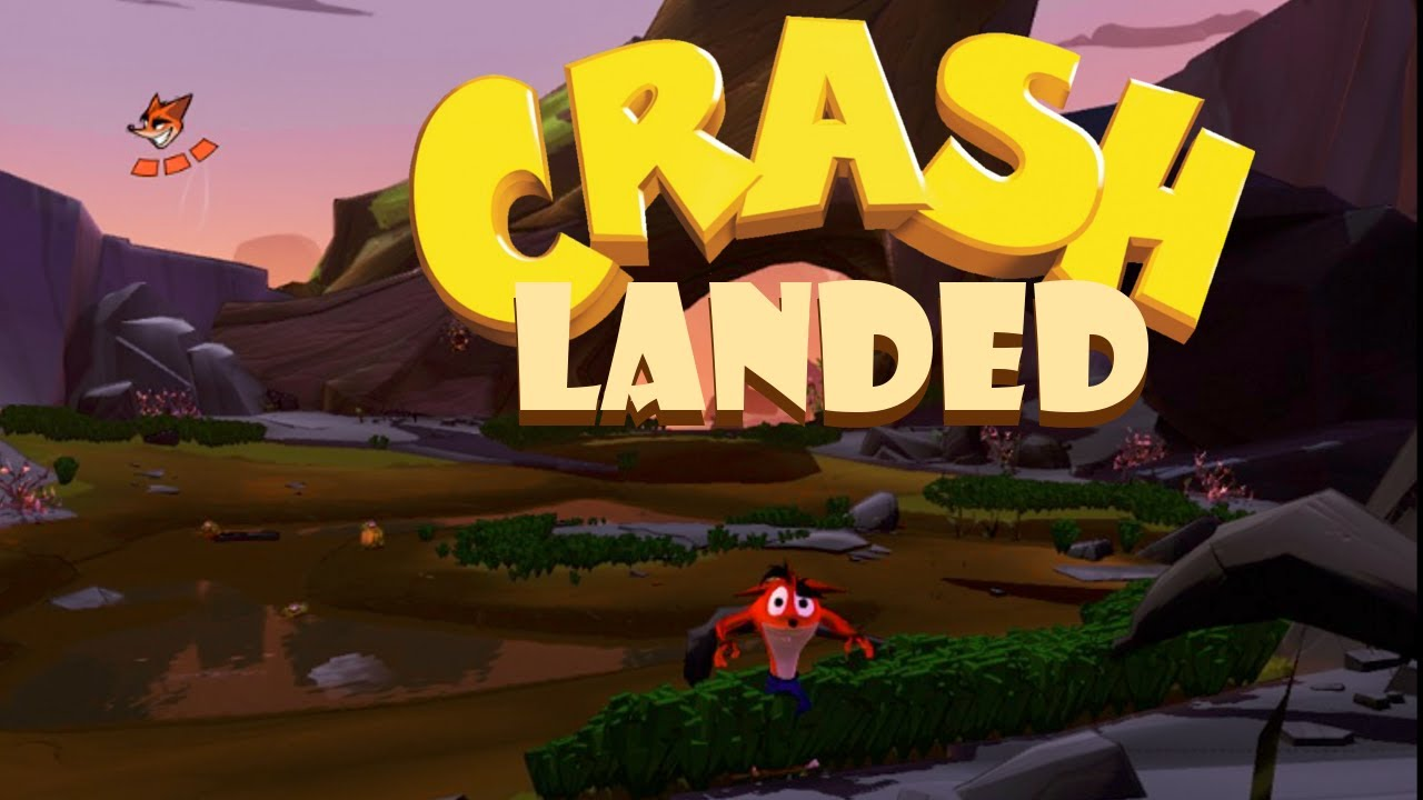 Crash Landing Crash Landed Cancelled Game
