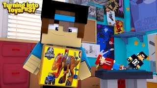 Minecraft TOYS #37 - THE NICE KID GETS A NEW TOY!!!