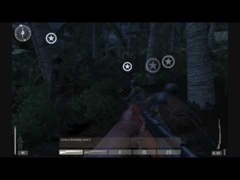 HD Medal of Honor Pacific Assault - Mission 2 - Part 1