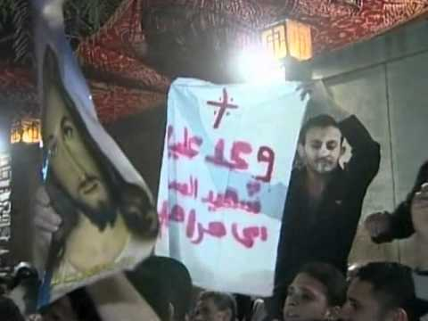 Tensions Grow Between Egyptian Muslims and Christians