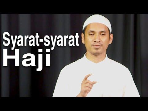 Serial Fikih Islam 2 - Episode 09: Syarat-Syarat Haji - Ustadz Abduh Tuasikal