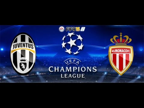 Fifa 15 Champions League 1/4 Quarter Final Juventus FC vs. AS Monaco Knockout Stage (XBOX ONE)