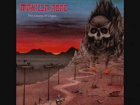 Manilla Road - Siege Of Atland