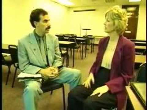 Borat - Dating Service Skit