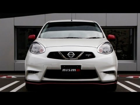 2014 Nissan March NISMO S special tuning (Micra NISMO)