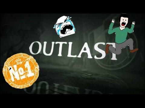 Костян умер?!Играем в Outlast.Навалили кирпичей)