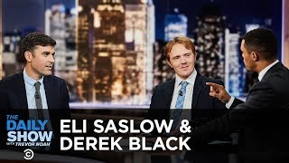 "Eli Saslow & Derek Black - From Racism to Redemption in ""Rising Out of Hatred"" 