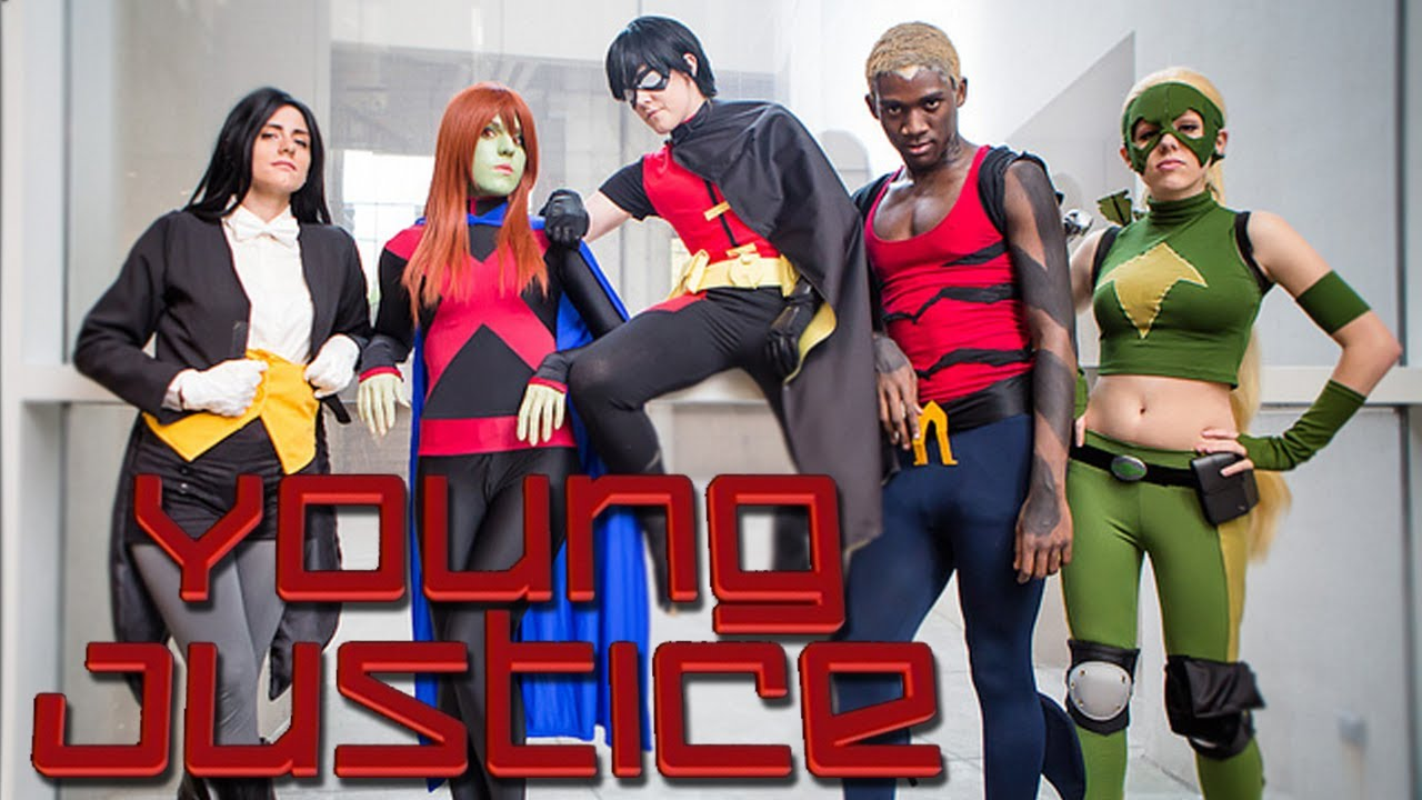Justice Live Show Live Action Young Justice tv