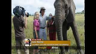 Straight Talk Africa Guest Jack Hanna On The Death Of Cecil The Lion