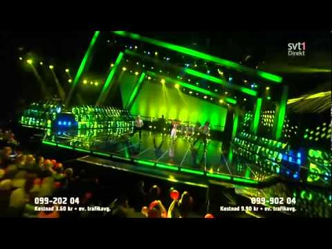 Mary N&#8217;Diaye &#8211; Gosa &#8211; Melodifestivalen 2013