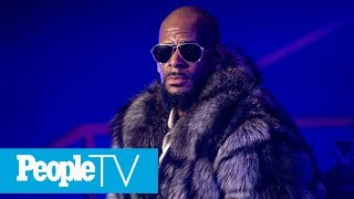 New Accuser Alleges R Kelly Kissed Her As A Teen Peopletv