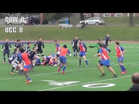 Donald A.Wilson vs. Upper Canada College First Half Senior 2013