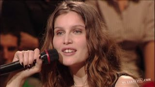 LAETITIA CASTA interview on French TV in 2011