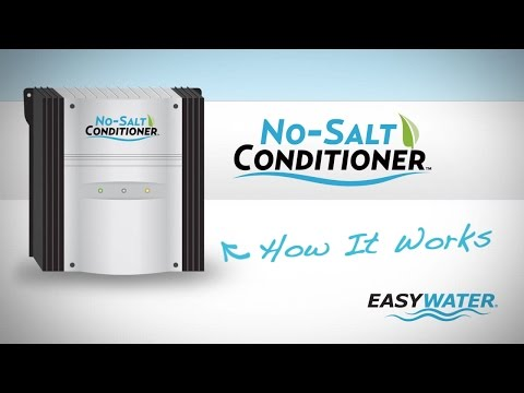 How It Works: EasyWater No-Salt Conditioner