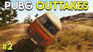 PUBG OUTTAKES #2 - PlayerUnknown's Battlegrounds Highlights
