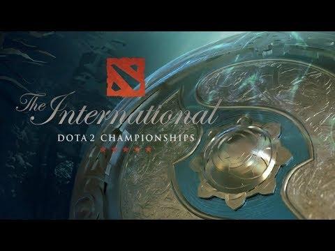 EG vs TnC Game 2 | Dota 2 The International 2017 | Ti7 Group A  | Evil Geniuses vs TNC Pro Team