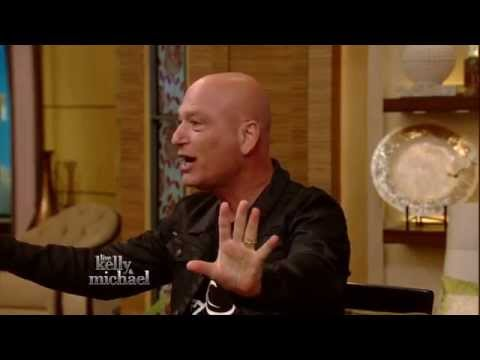 Howie Mandel talks about Ebola