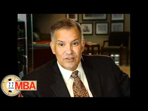 "30 Second MBA: Joe Robles CEO of USAA ""How do you generate innovation?"""