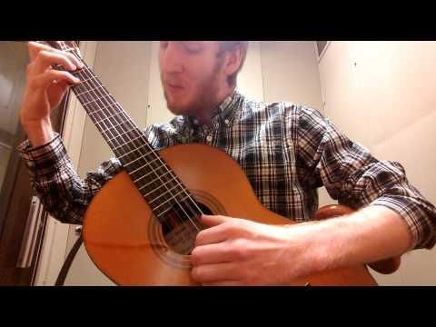 Fernando Sor - Sonata Opus 22 Iii Menuet Trio