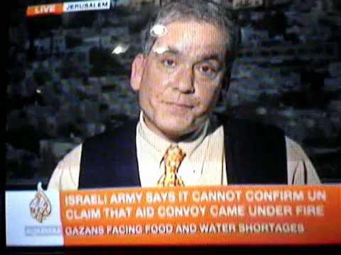 Israel attacks first UN humanitarian aid convoy - al Jazeera