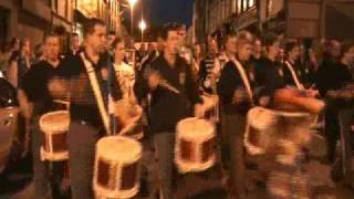 Pride Of The Hill Flute Band Rathfriland Auld Boys Reunion Part 1