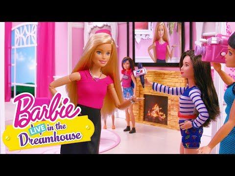Gone Glitter Gone Part 1   Barbie LIVE! In the Dreamhouse   Barbie