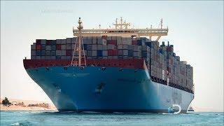 O Maior Navio do Mundo - Viagem Inaugural (Full HD) - Super Navio Gigante - Titânico